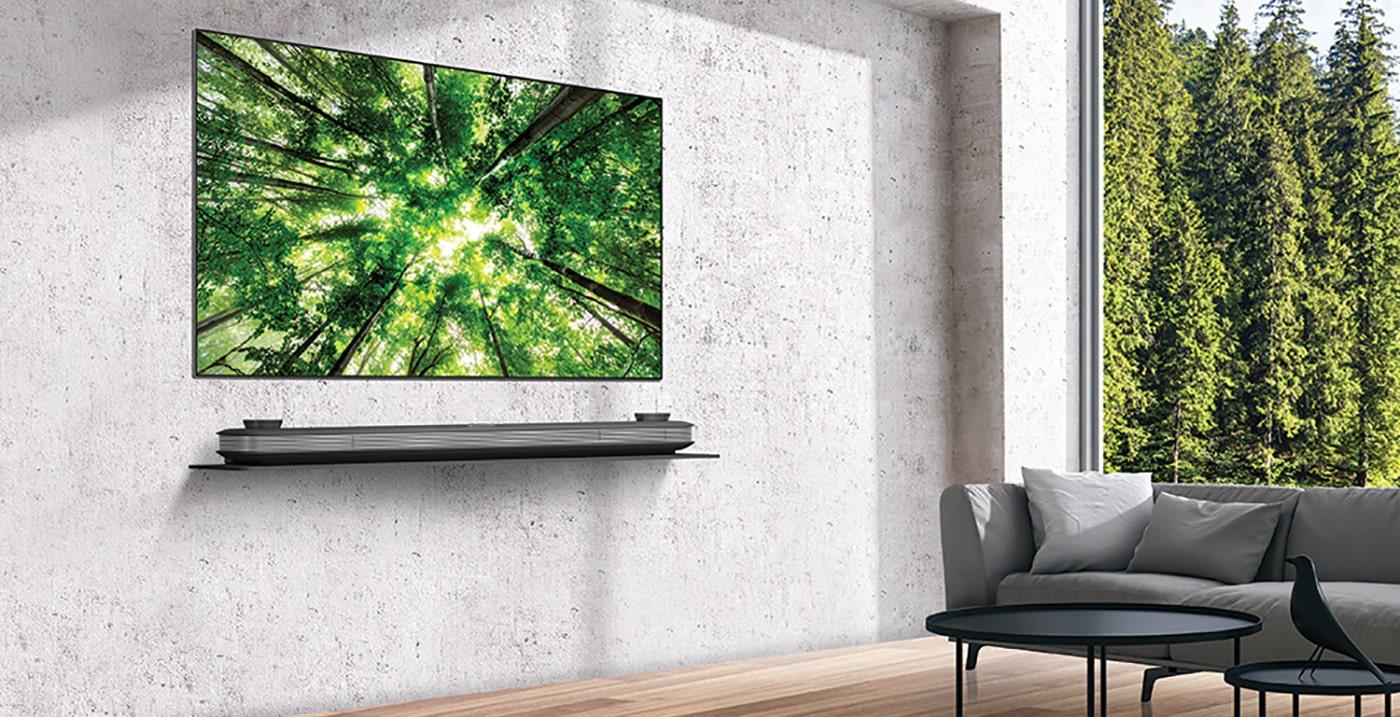 تلویزیون 77G1 یک اثر هنری در خانههای شما