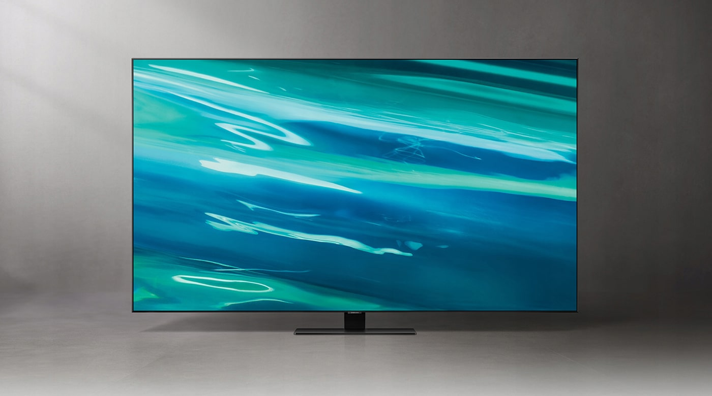 مشخصات تلویزیون 2021 سامسونگ مدل 55Q80A با کیفیت تصویر 4K