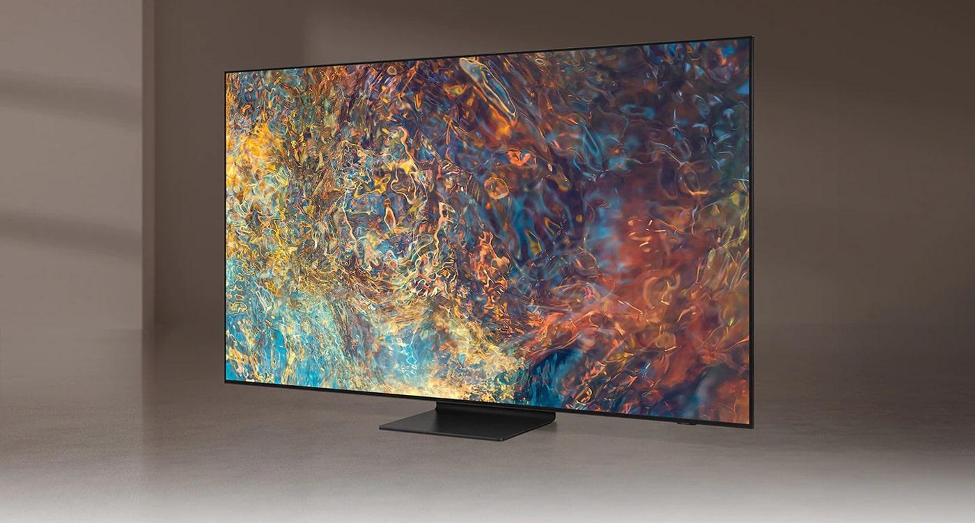 مشخصات تلویزیون 2021 سامسونگ مدل 65QN90A
