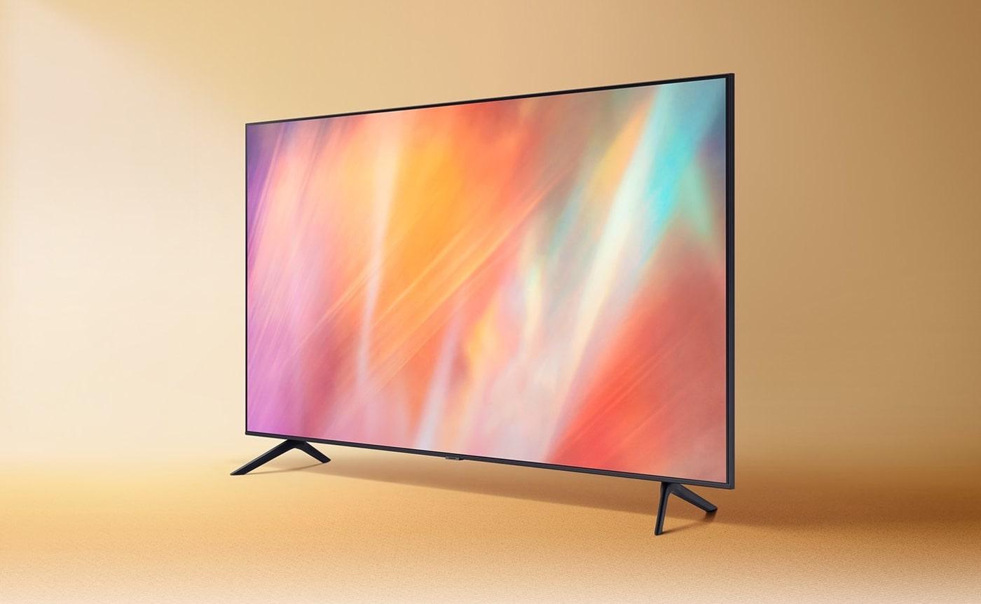 مشخصات تلویزیون سامسونگ 75AU7000 با کیفیت تصویر 4K