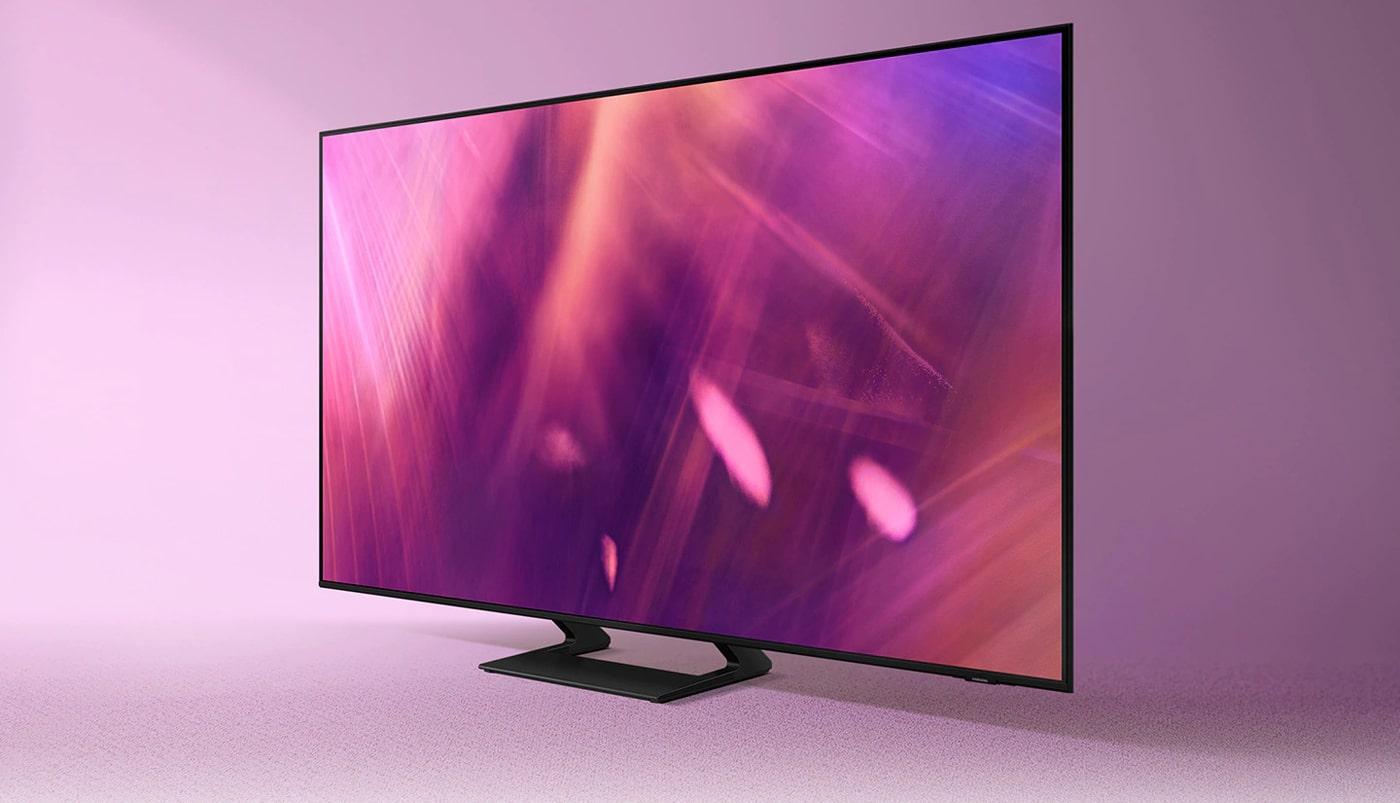 مشخصات تلویزیون سامسونگ 65AU9000 با کیفیت تصویر 4K