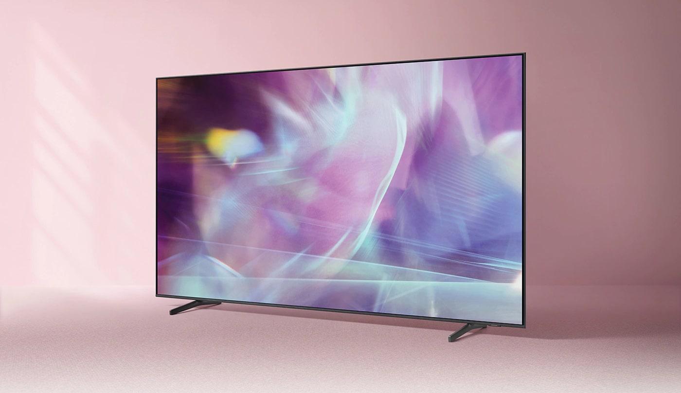 مشخصات تلویزیون 2021 سامسونگ 75Q60A با کیفیت تصویر 4K